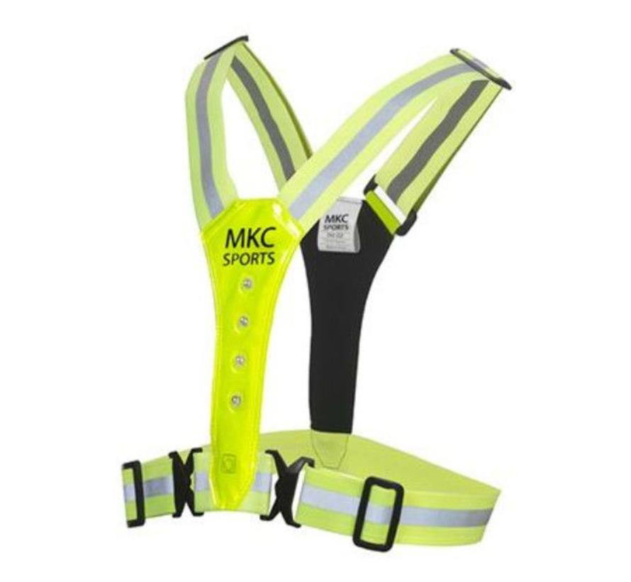 MKC Sports Led Running vest uni
