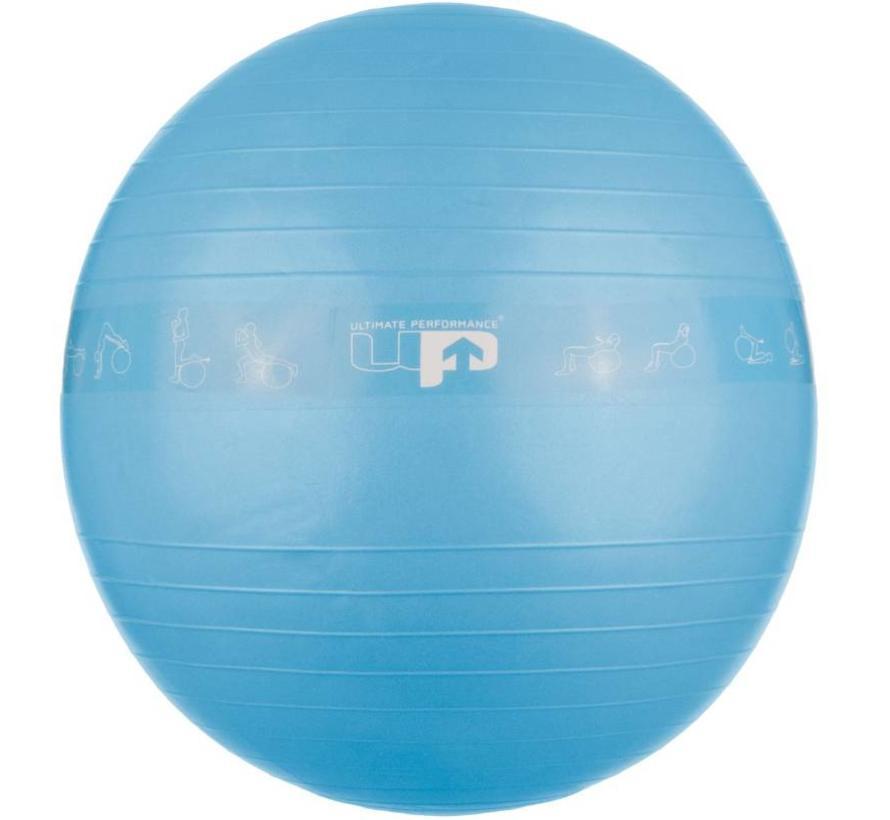 Ultimate Performance Performance Gym Ball 55 cm diameter blauw