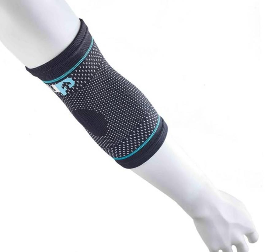 Ultimate Performance Compression Elbow Support zwart elleboogsteun