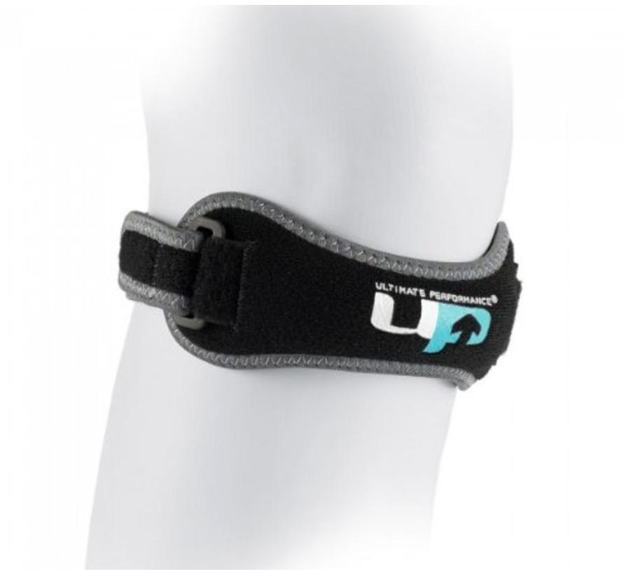 Ultimate Performance Advanced Patella Strap V2.0 zwart knieband