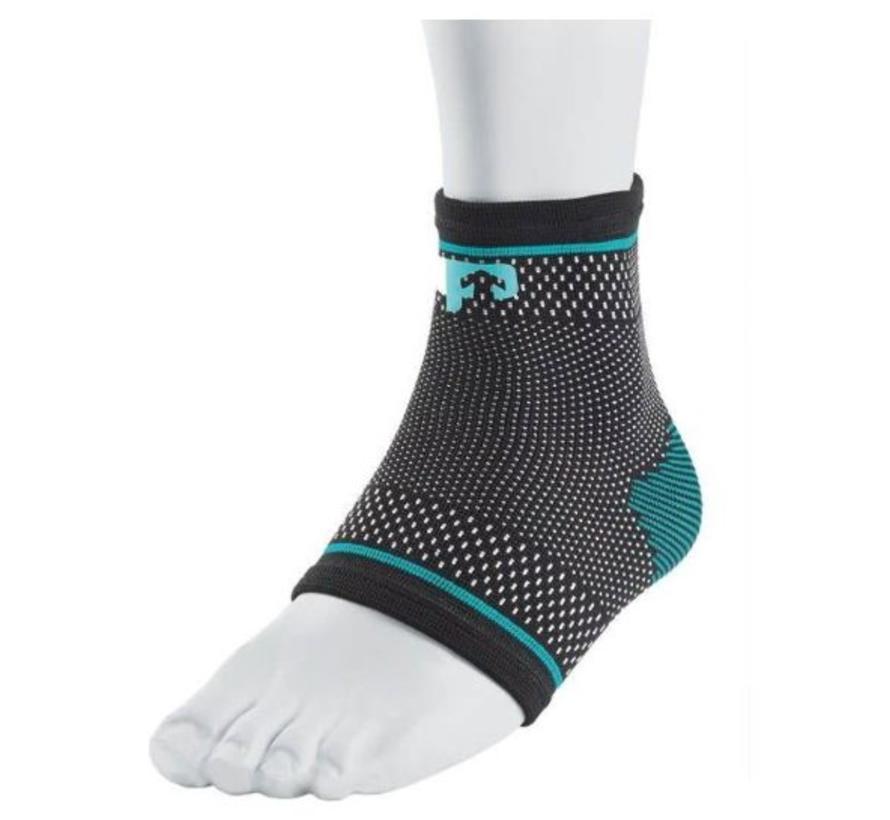 Ultimate Performance Compression Elastic Ankle Support zwart enkelsteun unisex