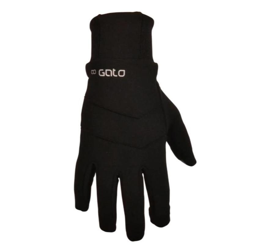 Gato Sportgloves zwart handschoenen unisex