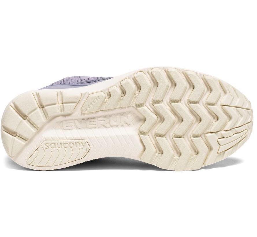 Saucony Ride ISO lichtpaars hardloopschoenen dames