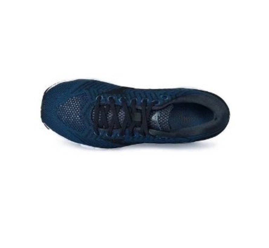 Mizuno Waveknit s1 blauw hardloopschoenen heren