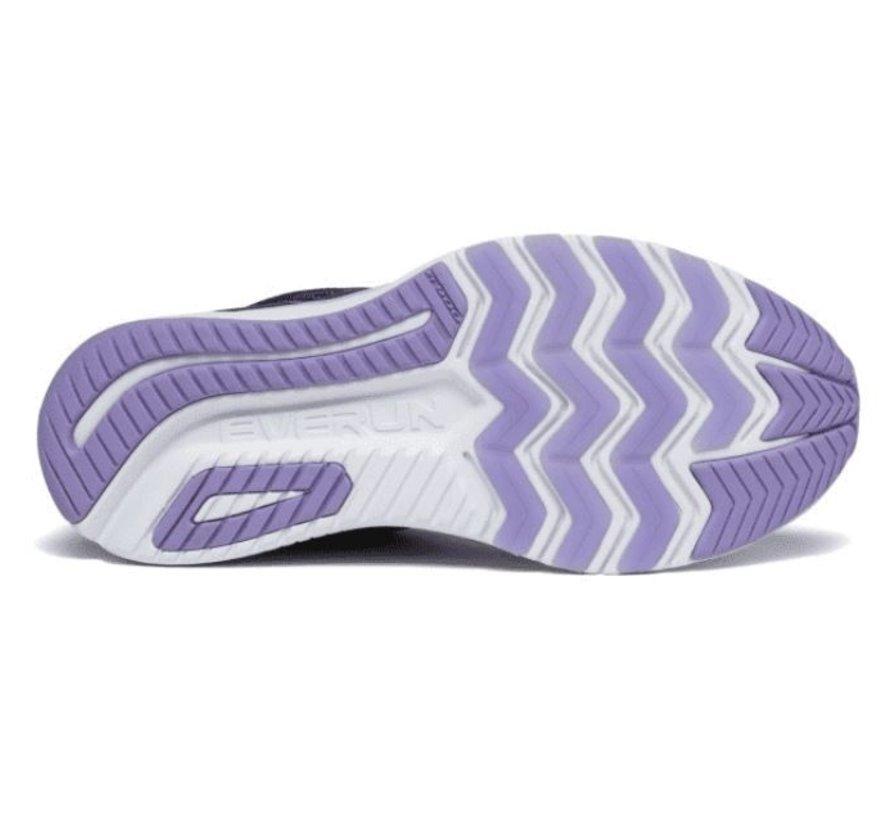 Saucony Ride ISO 2 paars hardloopschoenen dames