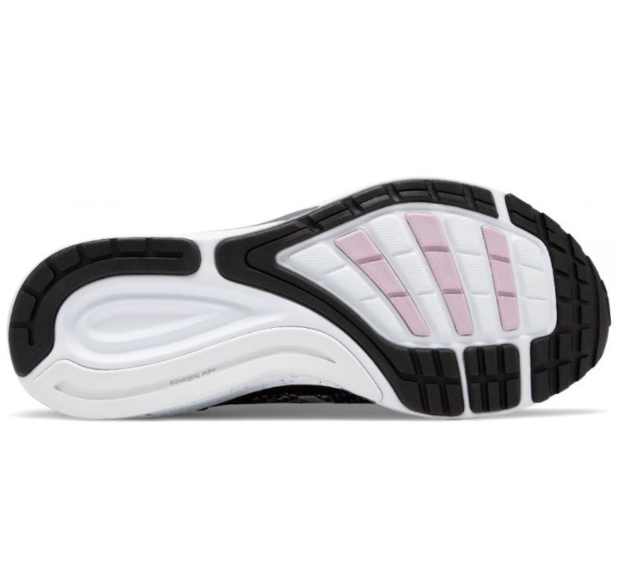 New Balance W870BW5 zwart hardloopschoenen dames