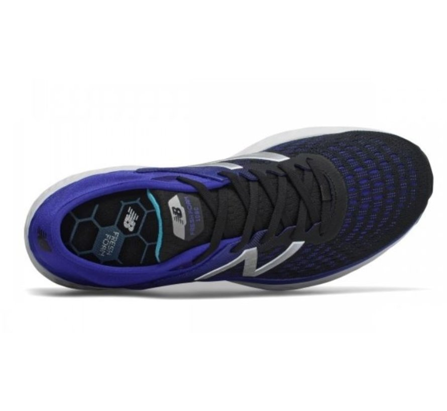 New Balance M1080UV9  blauw hardloopschoenen heren