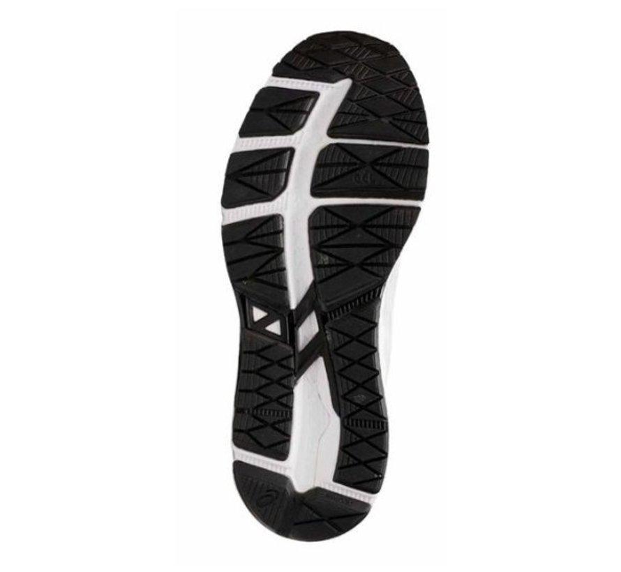 ASICS Gel Fortitude 8 2E grijs zwart hardloopschoenen heren