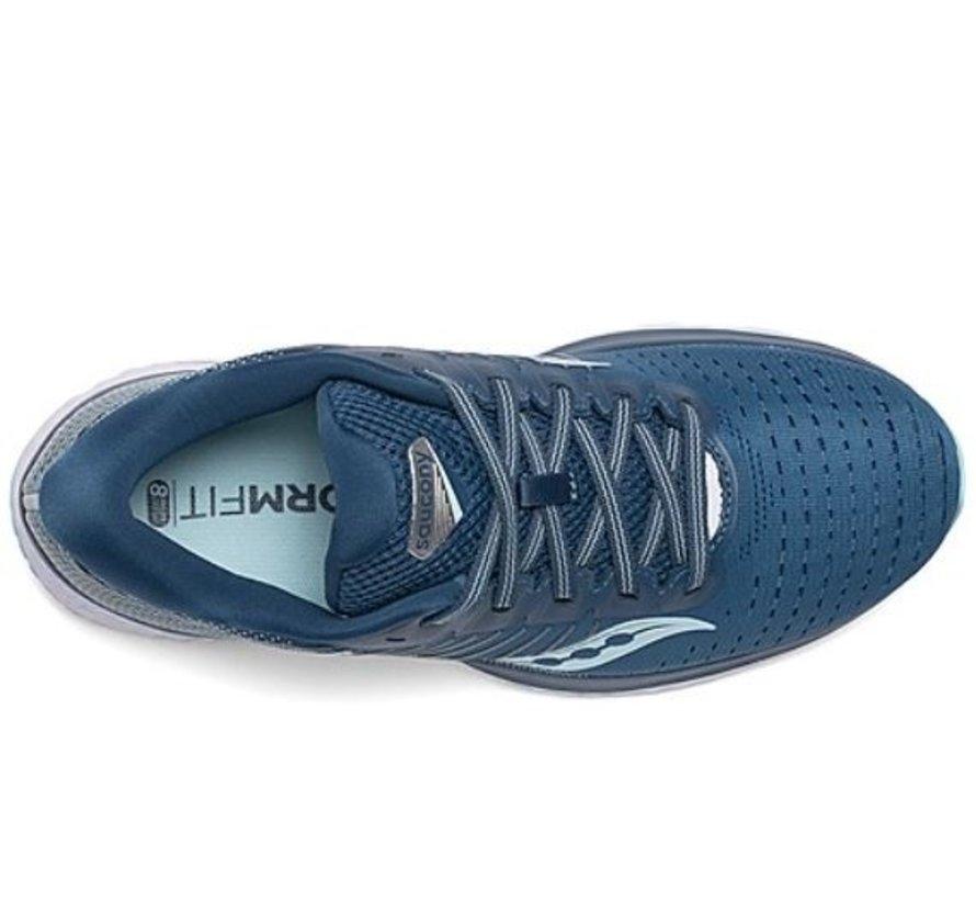 Saucony Guide 13 blauw  hardloopschoenen dames