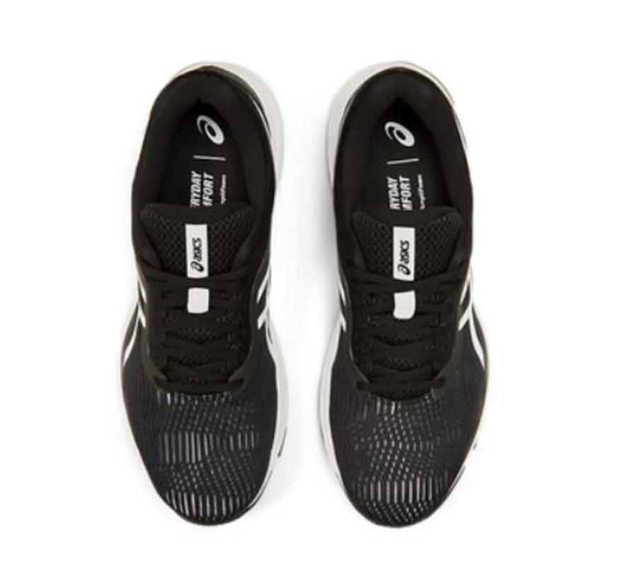 ASICS  Gel Pulse 11 zwart wit hardloopschoenen heren