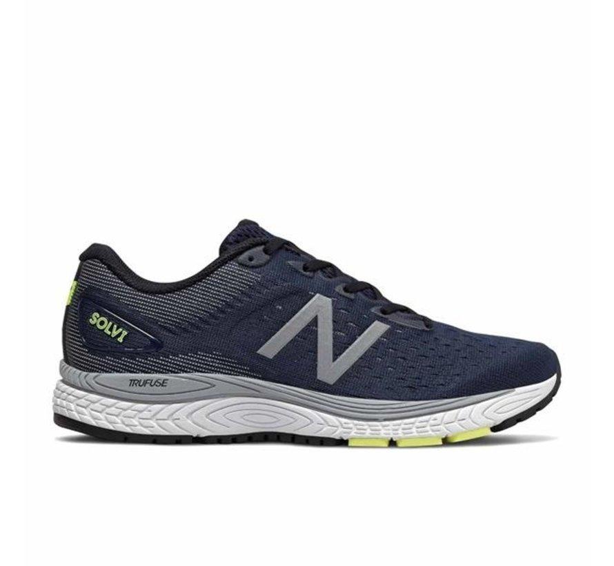 New Balance MSOLVLCI2 blauw hardloopschoenen heren