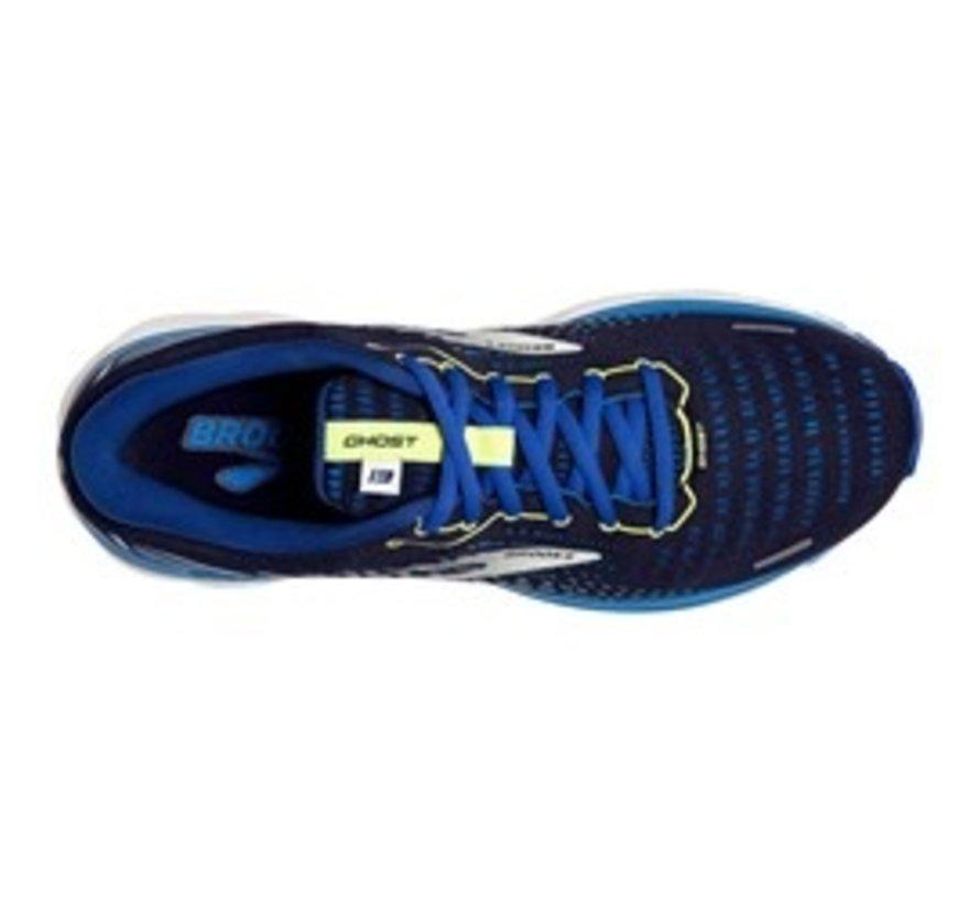 Brooks Ghost 13 blauw hardloopschoenen heren