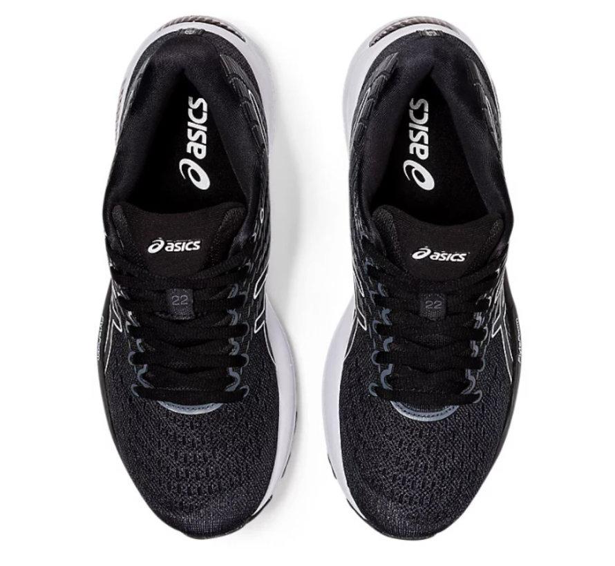 ASICS Gel Cumulus 22 zwart hardloopschoenen dames