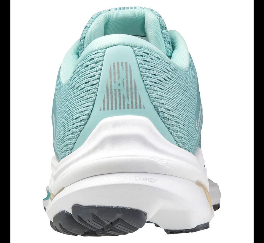 Mizuno Wave Inspire 17 blauw hardloopschoenen dames