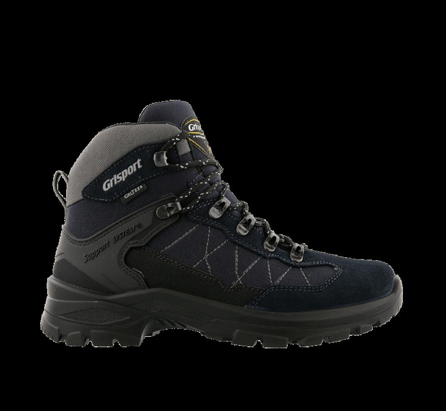 Grisport Scout Mid blauw wandelschoenen uni