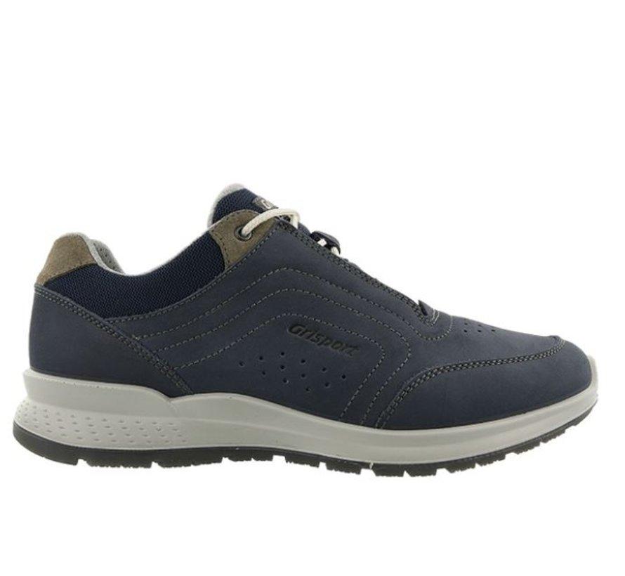 Grisport 42843-06 blauw wandelschoenen dames