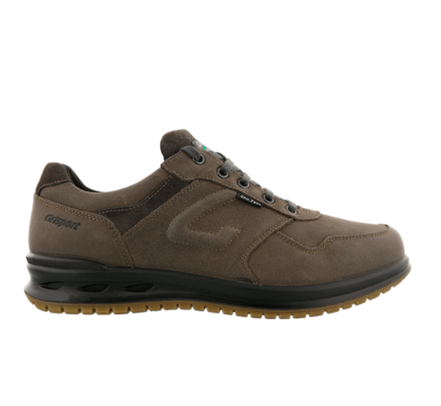 Grisport 43027-89 bruin wandelschoenen heren