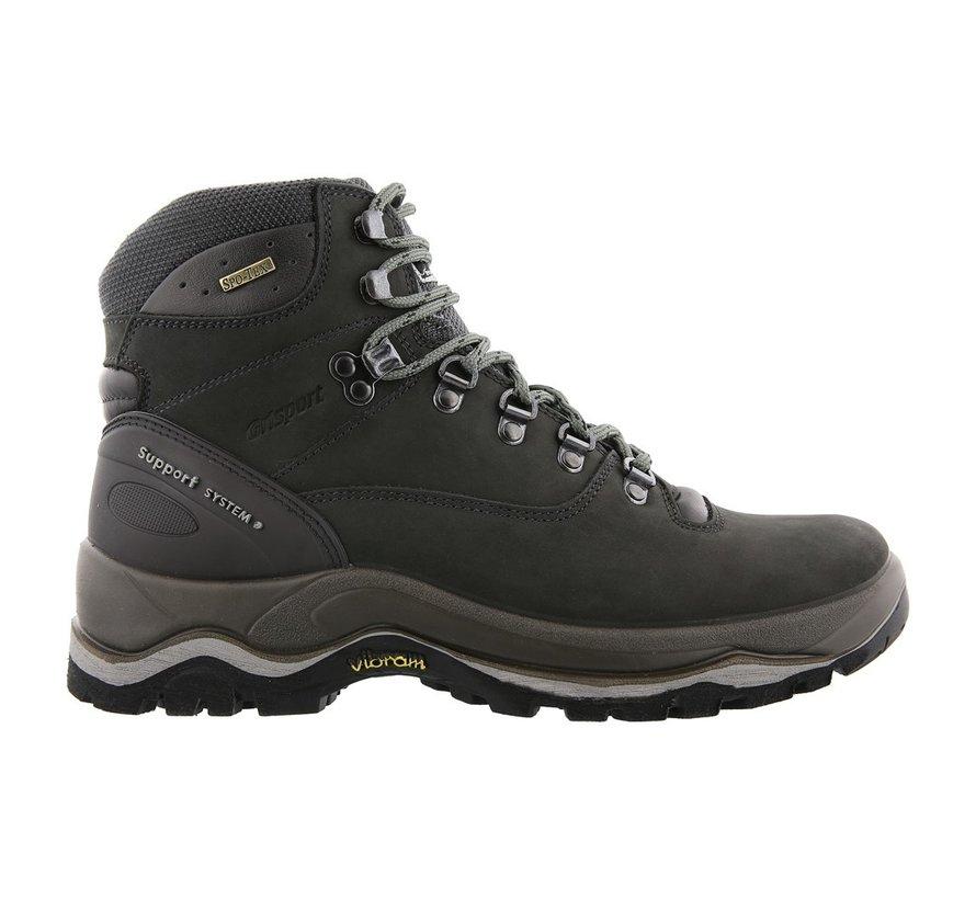 Grisport Merak Mid zwart wandelschoenen uni