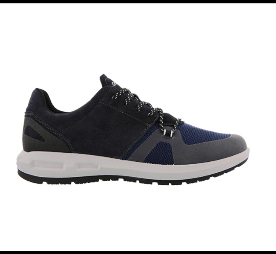 Grisport 44001-06 blauw wandelschoenen heren