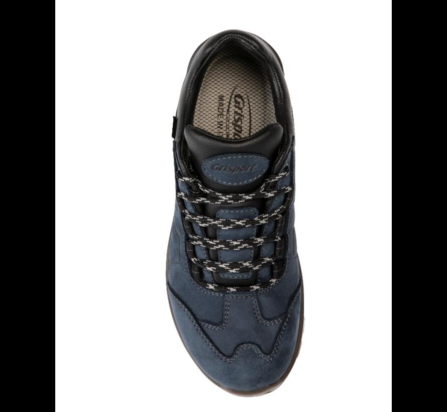 Grisport Arizona Low blauw wandelschoenen uni