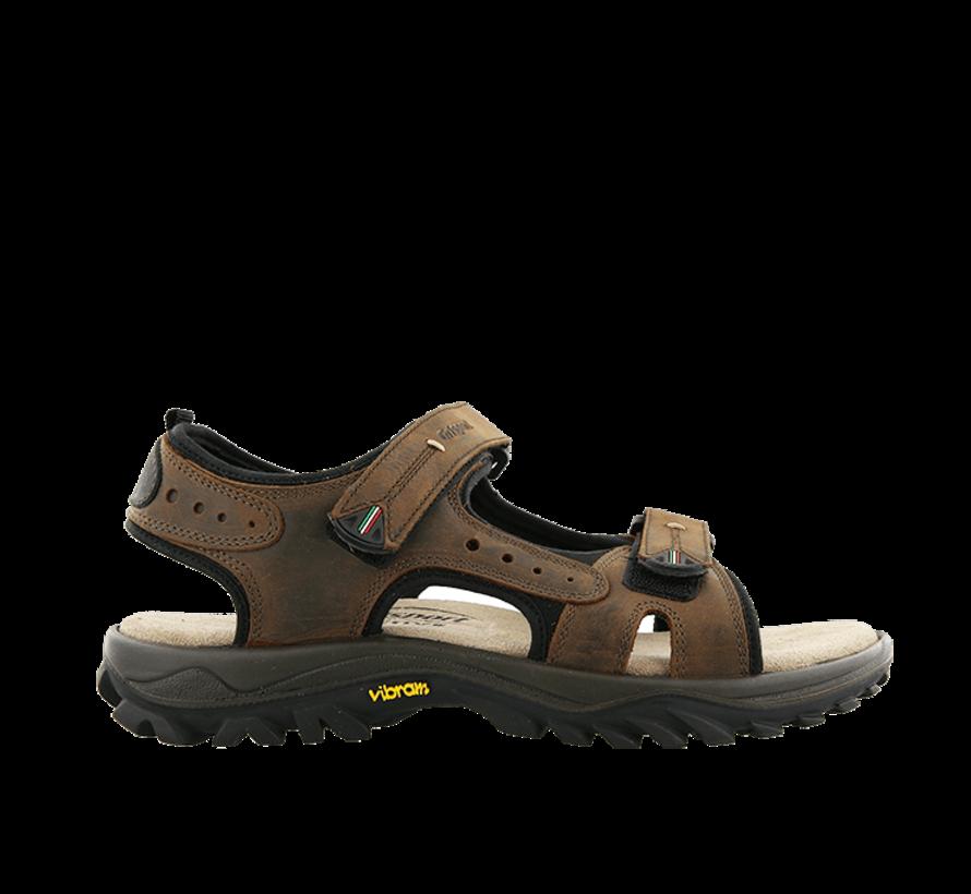 Grisport Hike bruin sandalen heren