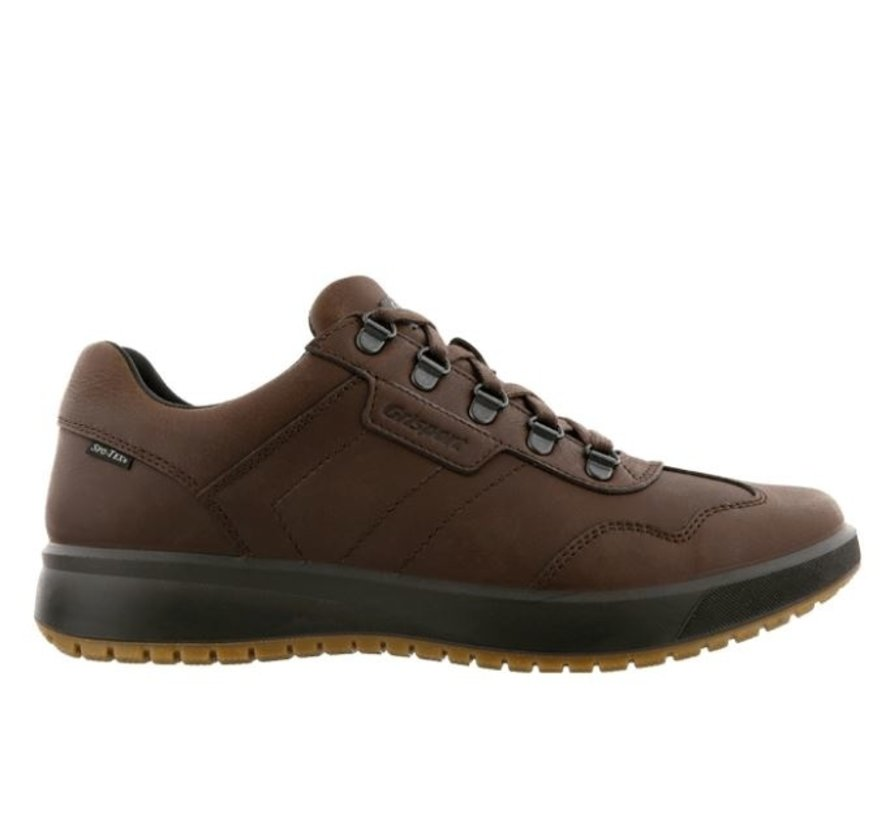 Grisport 43629-04 bruin wandelschoenen heren