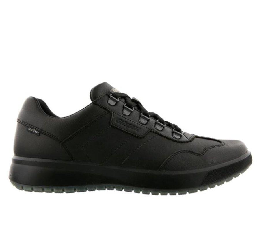 Grisport 43629-01 zwart wandelschoenen heren (a)