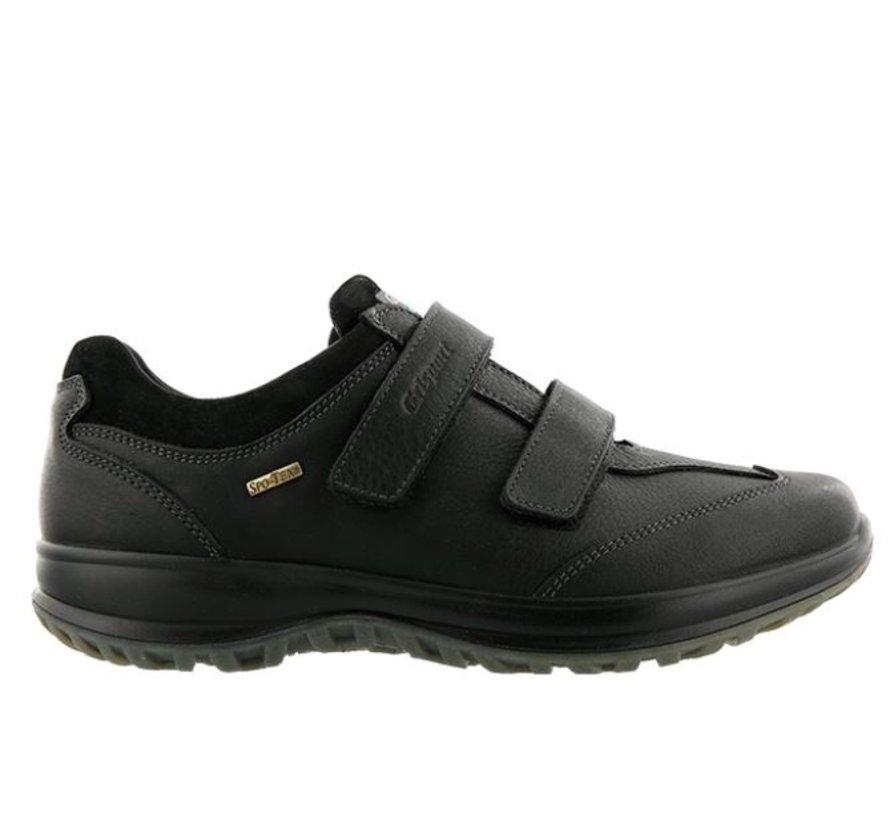 Grisport Active 8637-01 zwart wandelschoenen heren