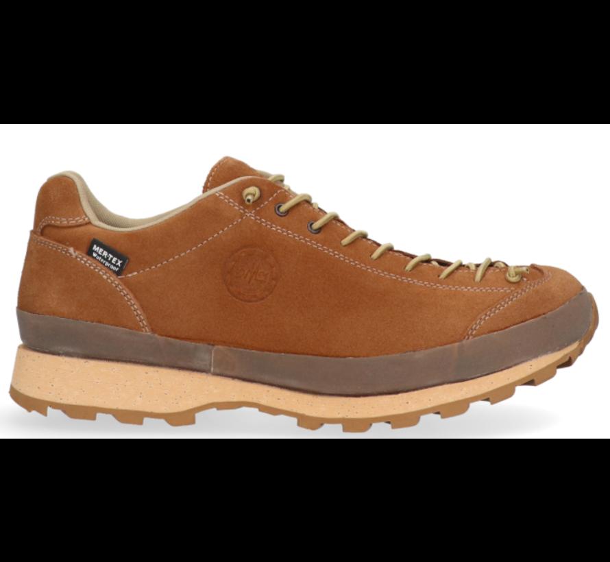 Lomer Bio Naturale ECO low bruin wandelschoenen uni