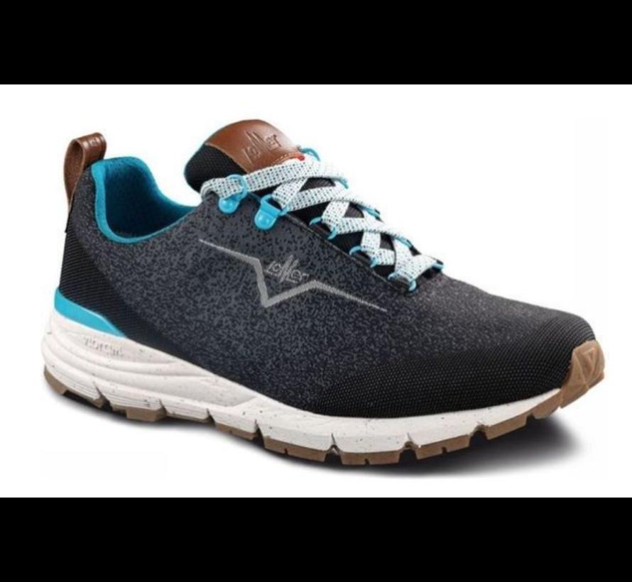 Lomer Spider Ultra MTX zwart blauw wandelschoenen uni