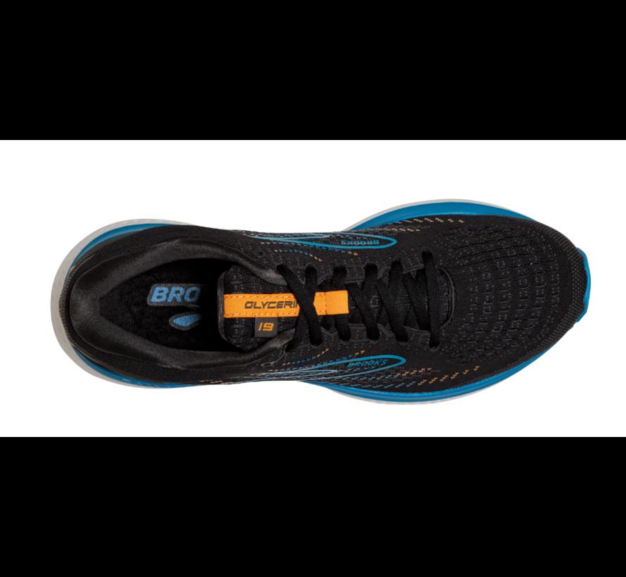 Brooks Glycerin 19 zwart hardloopschoenen heren