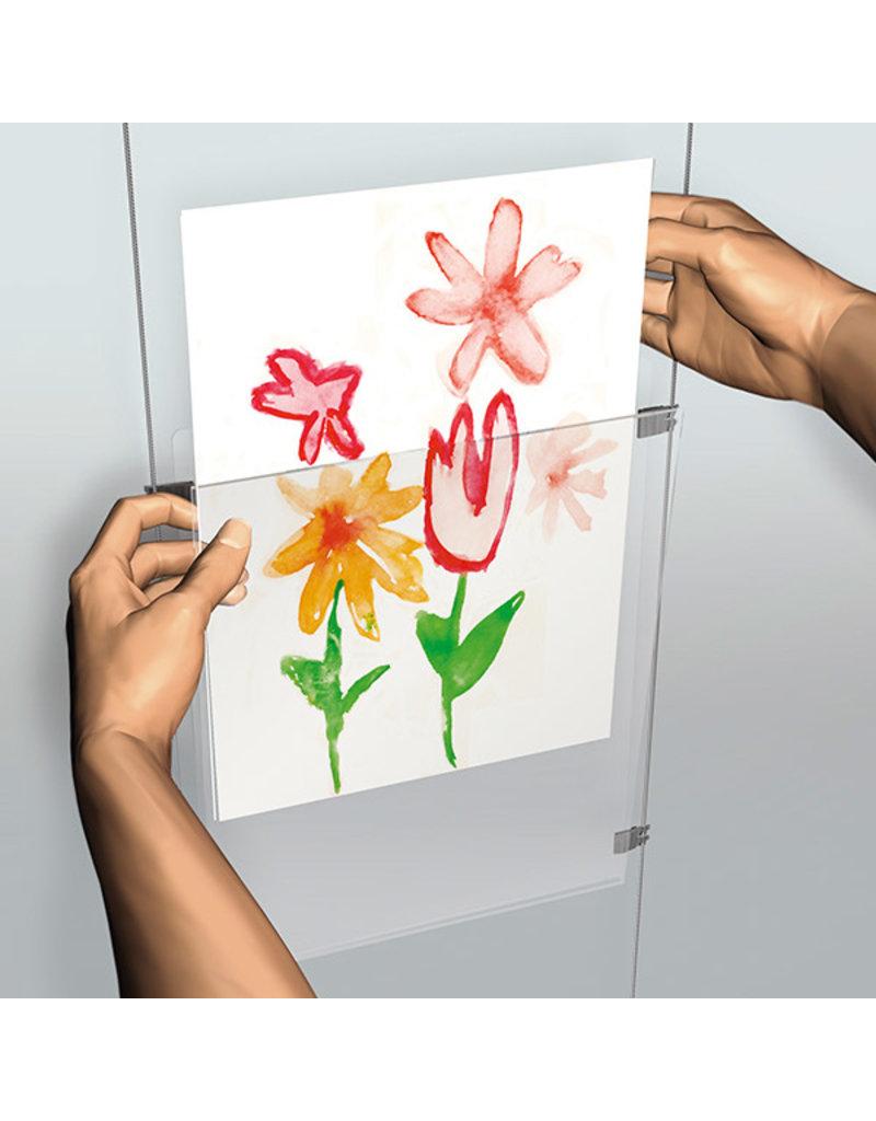 Artiteq Display It - Akrylrammer med lommer