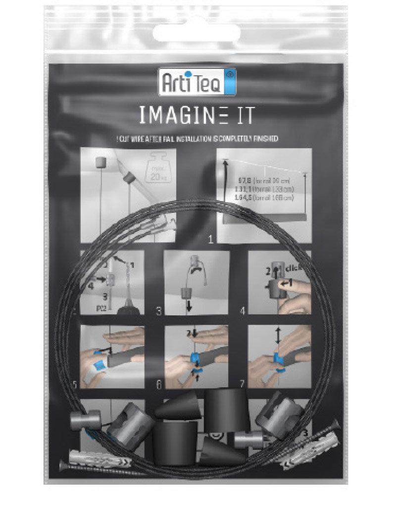 Artiteq Imagine It - Montasjesett