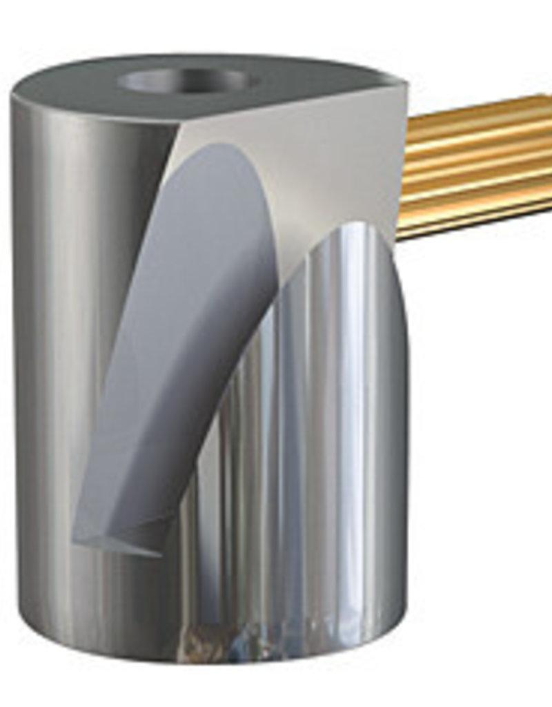 Artiteq Opphengskrok Rund Messing 5kg 2mm