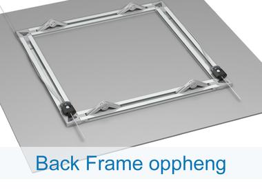 Back Frame opphengssystem