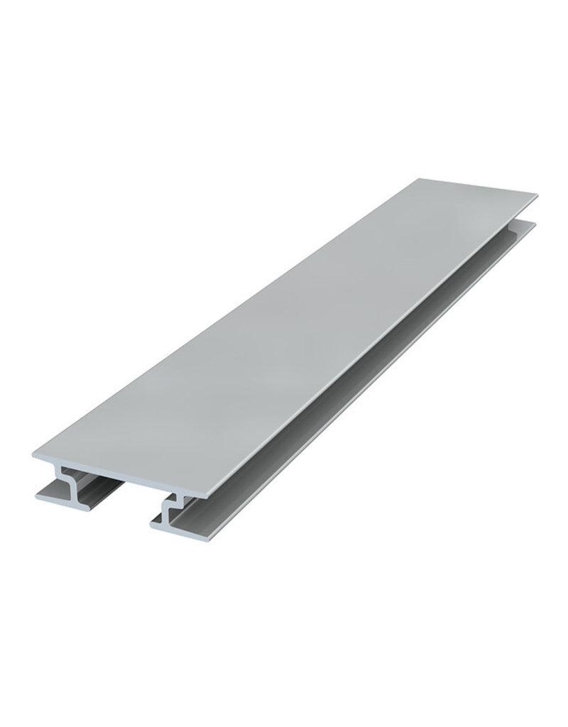 Artiteq Back Frame skinne 15mm 300cm Sølv