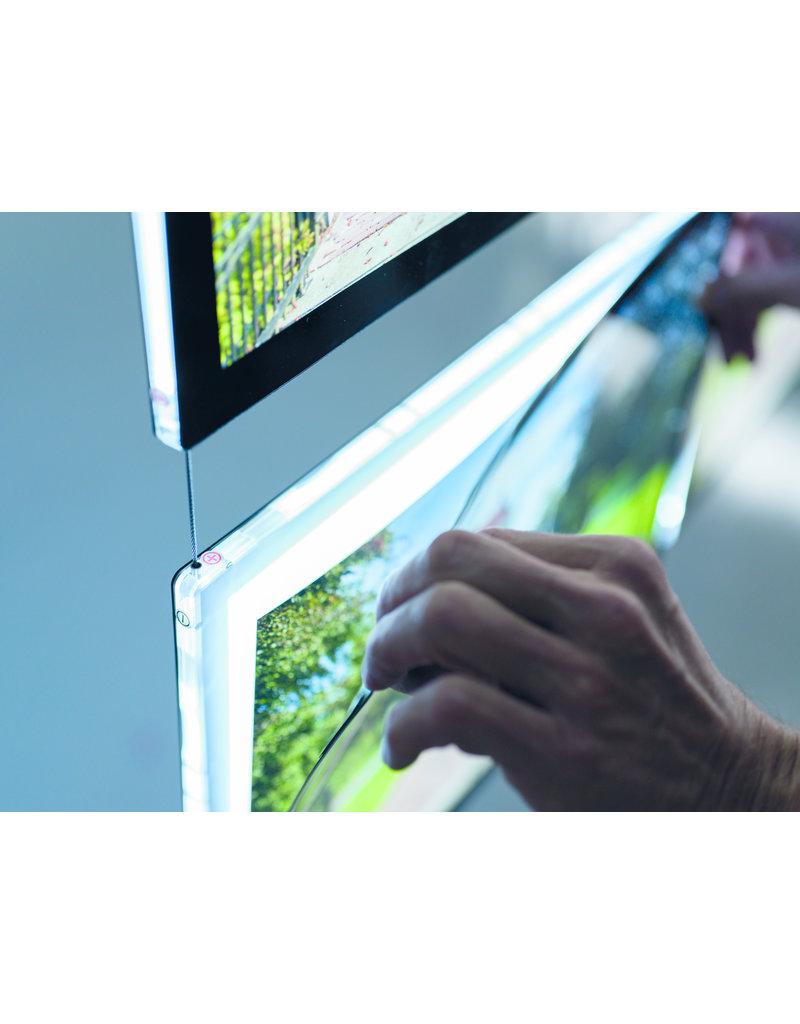 Artiteq Folieark for våre LED paneler
