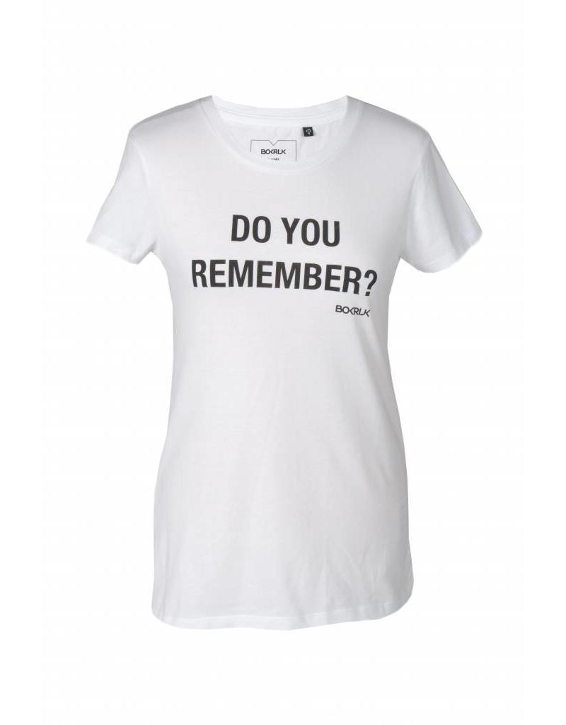 T-shirt vrouw uit collectie Bokrijk door Tim Van Steenbergen