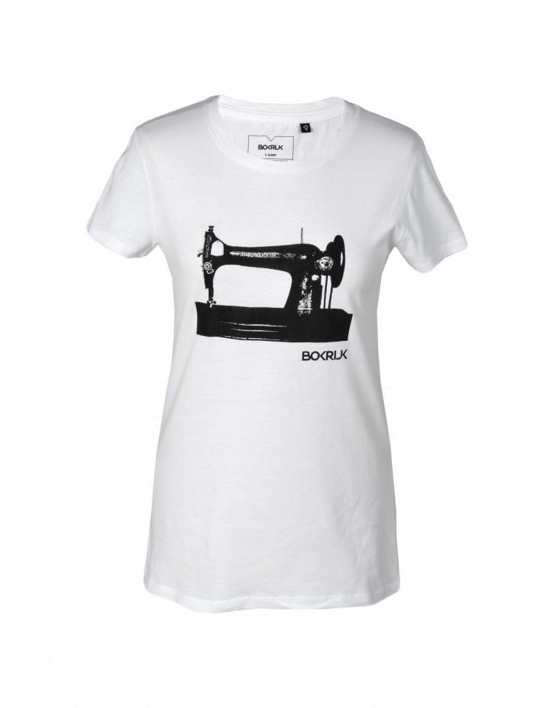 T-shirt vrouw uit collectie door Tim Van Steenbergen