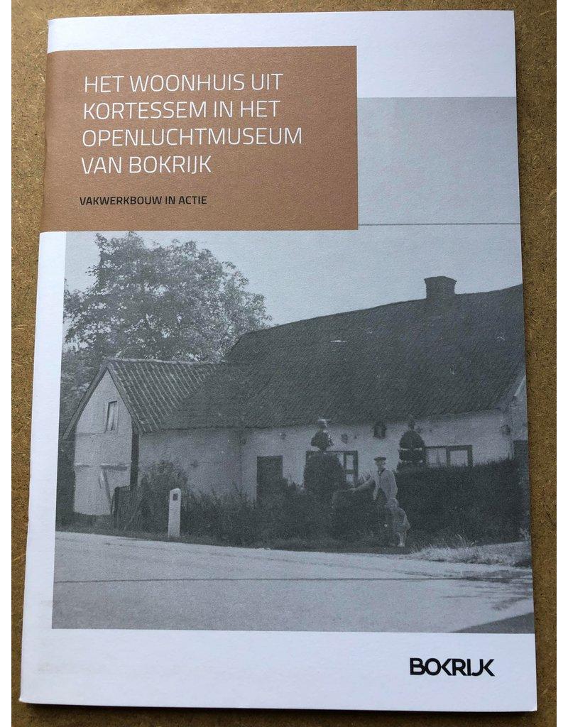 Het woonhuis uit Kortessem in het Openluchtmuseum van Bokrijk