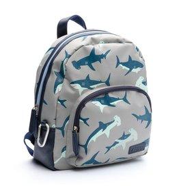 Zebra Rugzak Wild Sharks