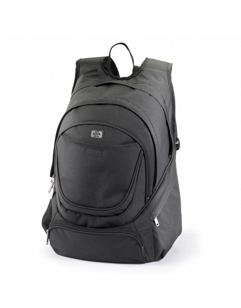 JEVA Backpack XL pure black