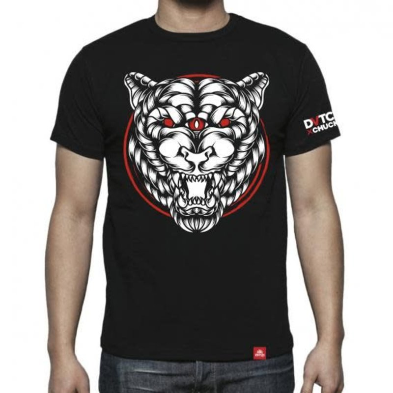 DVTCH T-shirt DVTCH x CHUCKIE - Moombah