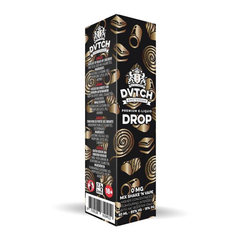 DVTCH Drop - 50ml - 0mg