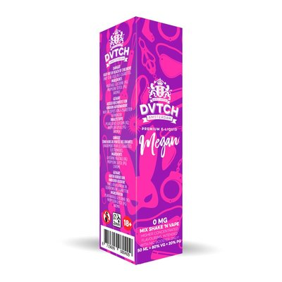 DVTCH Megan - 50ml - 0mg