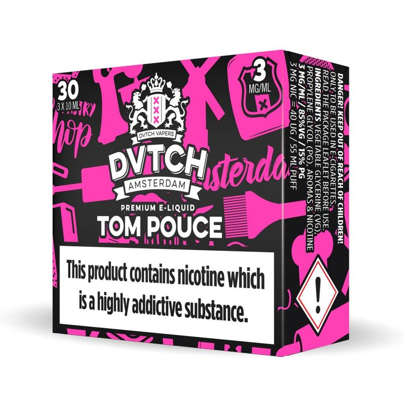 DVTCH Tom Pouce 3-Pack