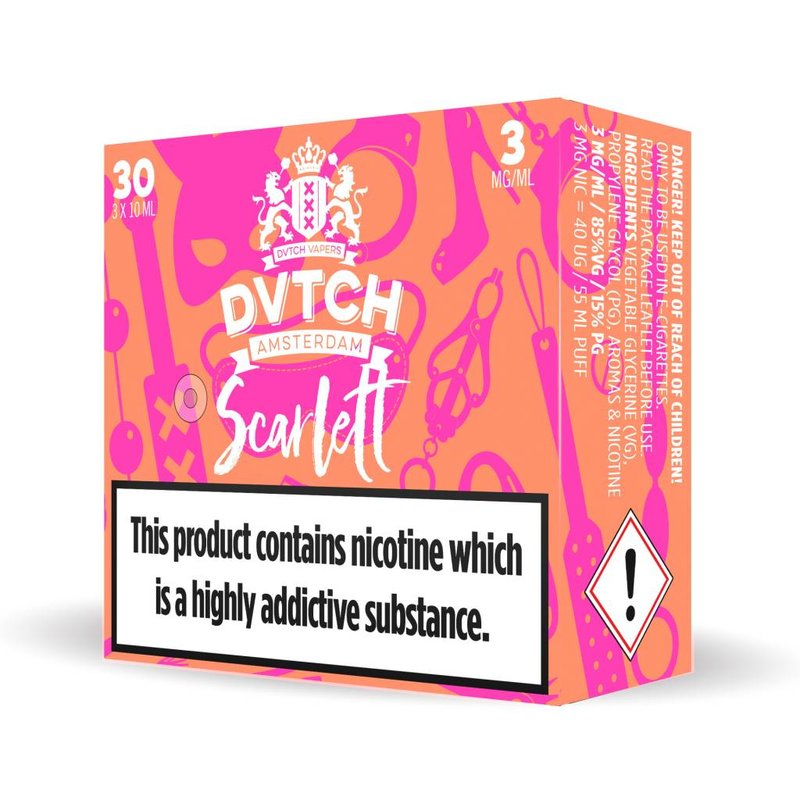 DVTCH Scarlett 3-Pack