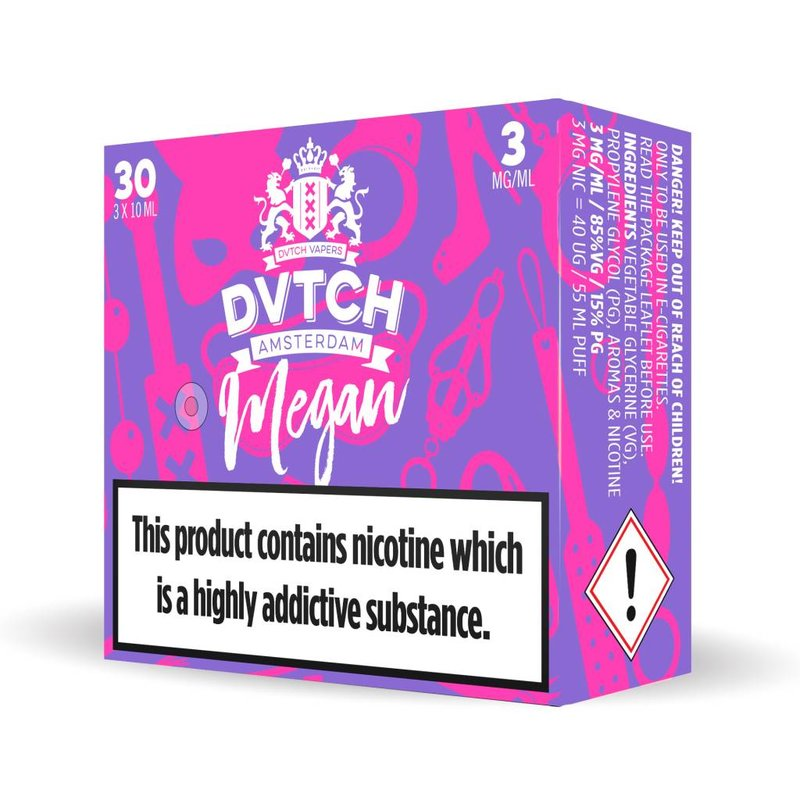 DVTCH Megan 3-Pack