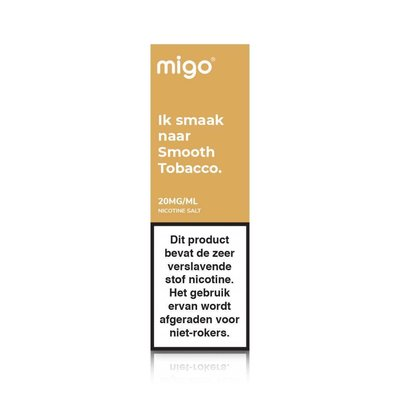 Migo Smooth Tobacco