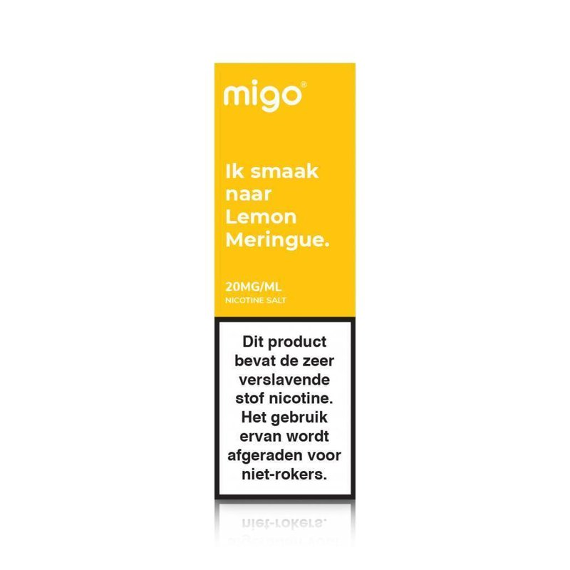 Migo Lemon Meringue